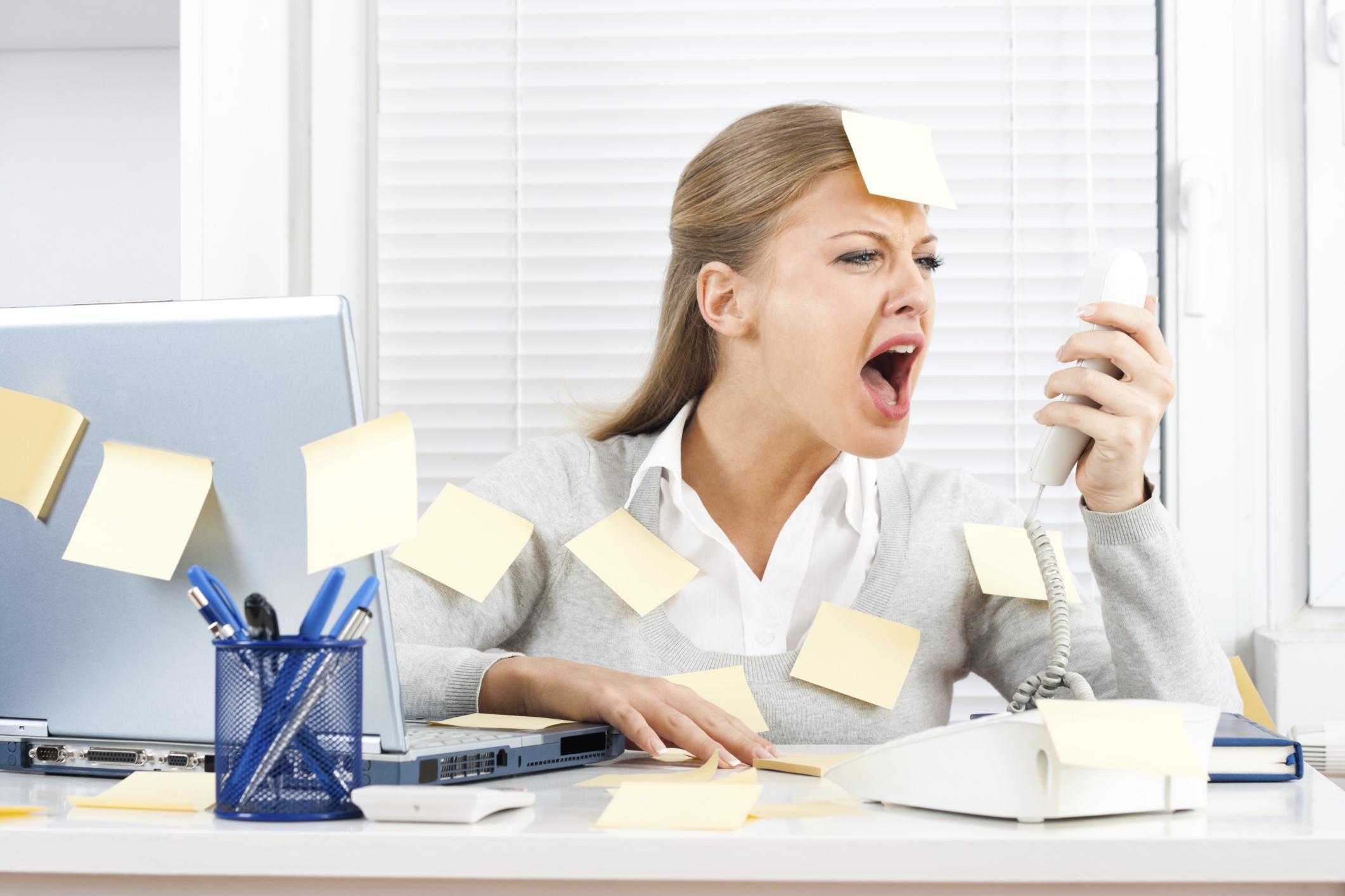 stres waktu kerja